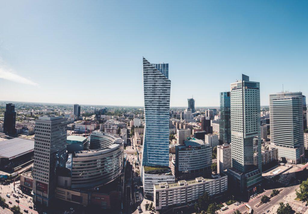 4 powody, żeby zdecydować się na przeprowadzkę do Warszawy